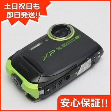 ●安心保証●美品●FinePix XP80 ブラック●