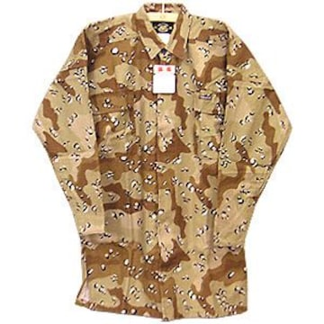 ★「寅壱」★ロングシャツ★6カラー