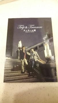 タッキー&翼「TRIP&TREASURE」限定/滝沢秀明 今井翼