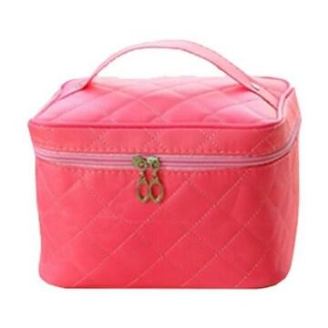 メイクポーチ 化粧ポーチ コスメバッグ ピンク