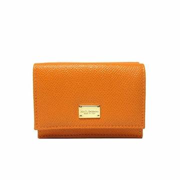 ドルチェ&ガッバーナBI1048-B3432-8H202  両開き財布