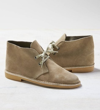 【American Eagle】Vintage AEOスエードチャッカブーツ 8(26�p)/Brown