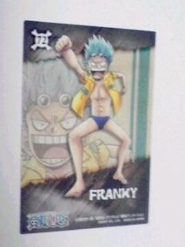〜ワンピース〜『FRANKY』のカード