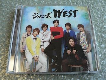 ジャニーズWEST/ええじゃないか【初回:WEST盤】CD+DVD/他に出品