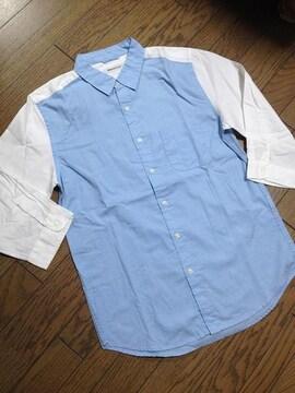 美品BROWNY デザインシャツ ハンジロー wonb