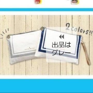 【新品】非売品ノベルティビッグポーチ/アースミュージック&エコロジー