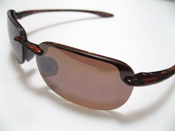 世界最強の偏光レンズ.Maui Jim.マウイ・ジム.スポーティーサングラス極美1品限り