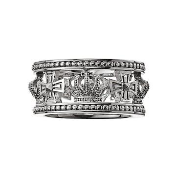 新品◆JUSTIN DAVIS◆MEDIEVAL WEDDING BAND RING◆10号◆