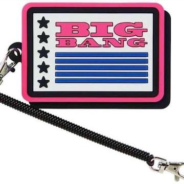 送料無料 BIGBANG G-DRAGON ジヨン ICカードケース