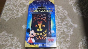 DISNEY HAPPY NIGHT DISNEY LANTERN!