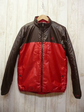即決☆ナイキACG 軽量・防寒ジャケット RED/M 新品