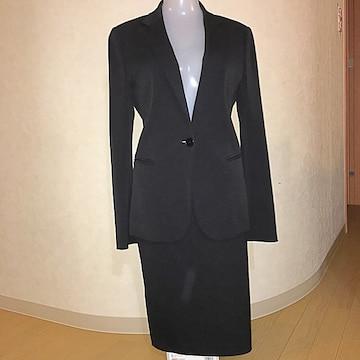 DKNY ブラックスーツ スカート パンツ サイズ4 就活スーツ