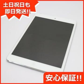 ●美品●iPad mini Wi-Fi64GB ホワイト●