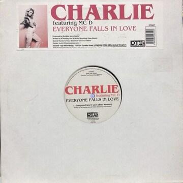 CHARLIE 「EVERYONE FALLS IN LOVE」加藤ミリヤ カバー