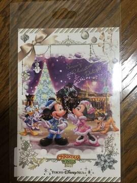 ディズニークリスマス 2018  ポストカード