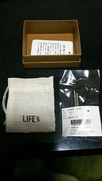 ■新品!!LIFE`s(ライフズ) TODAYFUL(トゥデイフル)指輪 F■