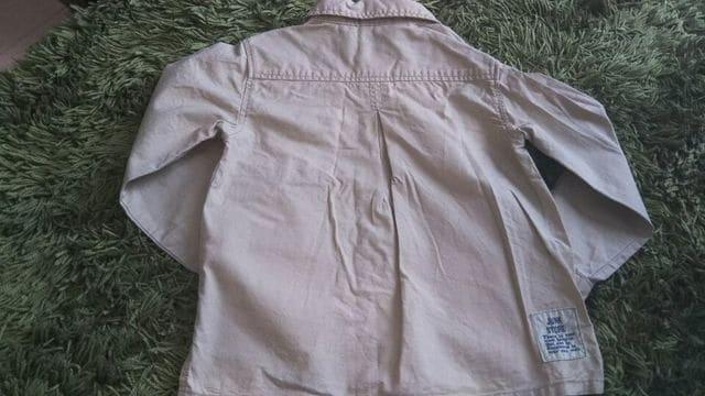 JUNK  STORE  シャツ 110cm < ブランドの
