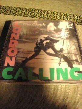 CD,THE CLASH(ザ.クラッシュ)ロンドン・コーリング