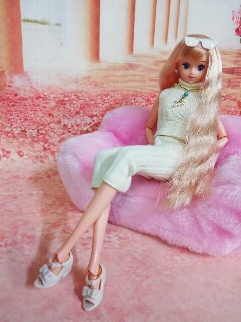 ジェニー、リカちゃんのサンダル  < おもちゃの