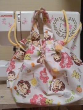 ペコちゃんお弁当袋