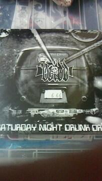 VOIDO/Saturday night drunk driveロカビリーサイコビリー激レア廃盤
