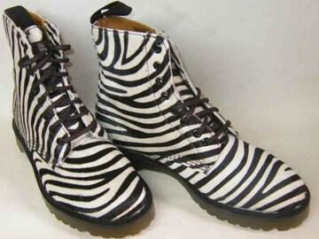 ドクターマーチン8ホール ブーツ1460ハラコ13866102 uk5