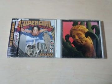 レベッカCD2枚セット★REBECCA「REMIX」「SUPER GIRL」