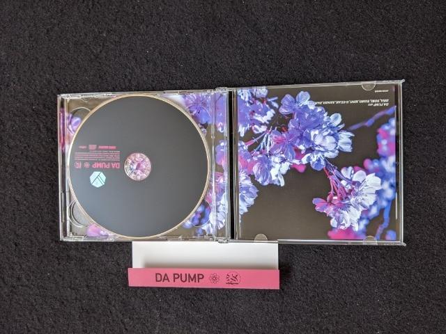 DA PUMP 桜 初回限定盤 DVD ミュージックビデオ 帯付き即決 < タレントグッズの