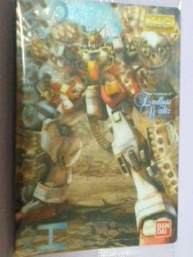 ガンダム〜『XXXG-01HガンダムヘビーアームズEW』のカード
