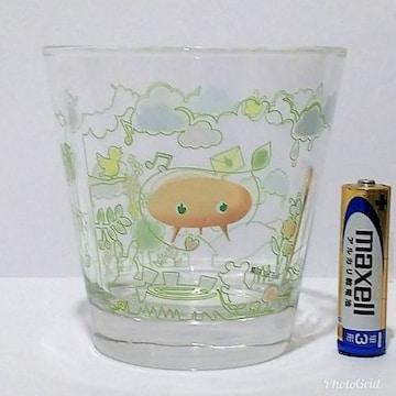 ☆ きこりん『グラス (ガラス製品)』232g 未使用 ◆同梱可能◆
