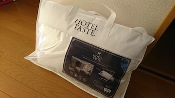 HOTEL TASTEマシュマロタッチまくら♪洗える枕♪43×63�p