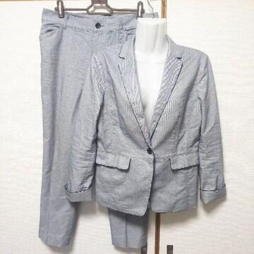 美品 NEW YORKER ニューヨーカー パンツスーツ