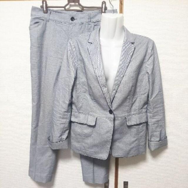 美品 NEW YORKER ニューヨーカー パンツスーツ  < ブランドの