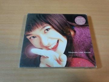 南央美CD「Rhapsodyラプソディー」声優 初回限定盤●