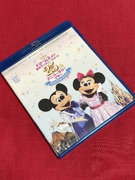 【送料無料】東京ディズニーリゾート 25th【Blu-ray】