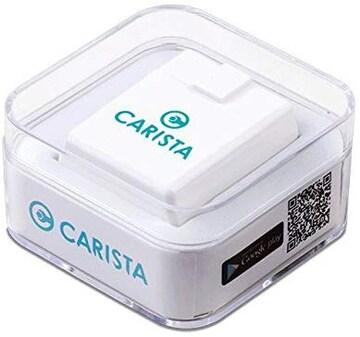 Prizmos Ltd. CARISTA OBD2 アダプタ 国内正規品 コーディング/