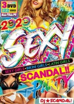 最新◆激セクシーPV◆3枚組◆2020 Sexy Scandal!! Party◆