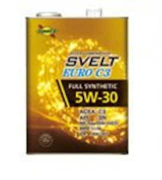 ☆ SUNOCO スヴェルト EURO. C3. 5W-30. API SN. ACEA C3. 20L.