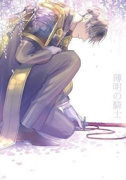 刀剣乱舞「薄明の騎士」(へしさに)