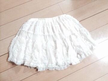 ダズリン☆シフォンスカート