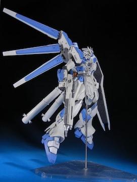 未開封 DX組み立て式ディスプレイモデル Hi-νガンダム