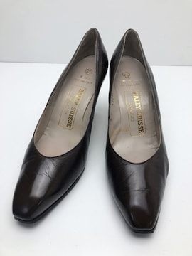 BALLY SUISSE bellezza ヒール パンプス 3 E
