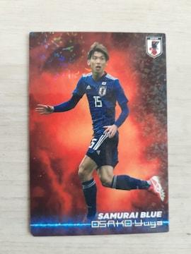2018 カルビー日本代表カード IN-13 大迫 勇也