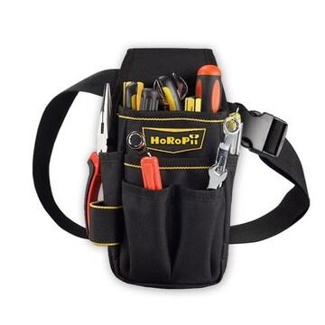 プロ職人 匠仕様 作業用 工具袋 腰袋