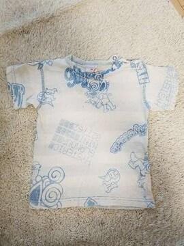 ヒスミニTシャツ80
