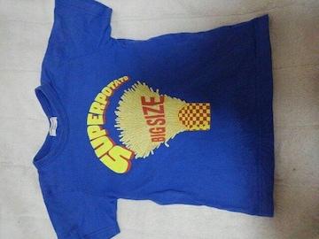 キッズ AMPERSAND  Tシャツ 中古 130