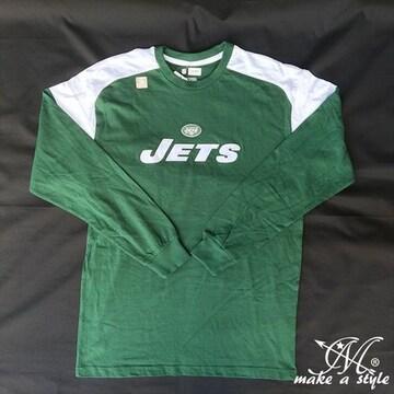 NFL ニューヨーク ジェッツ NY JETS ロンT ロンティー 508 L