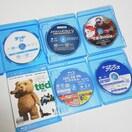 Blu-ray7点★エクスペンダブルズ3 ワールドミッション/サボタージュ/96時間/レクイエム