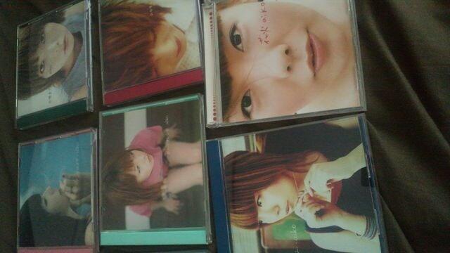 aiko初回限定盤シングルセット13枚美品まとめ売り < タレントグッズの