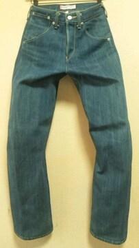 日本製¶Levi's[リーバイス]★エンジニアドジーンズ・レギュラーデニムパンツ74cm